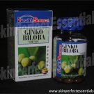 6 bottles Health Source Ginko Biloba 500mg x 100 softgels FREE SHIPPING