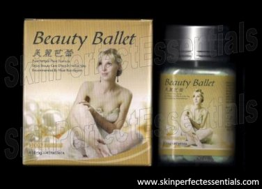 6 boxes Beauty Ballet Slimming Tablets 450 mg x 40 tablets FREE SHIPPING