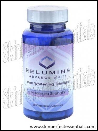 2 bottles Relumins Advance White 800 mg L-Glutathione x 60 capsules FREE SHIPPING