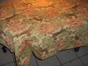 Water Repellent Rectangular Table Cloth