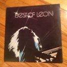 Best Of Leon Leon Russell Vinyl Record LP Album