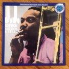 JJ Johnson The Trombone Master w/ W Little & More Jazz Record Album Vinyl