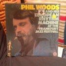 Phil Woods At Frankfurt Festival Sealed LP Vinyl Record