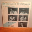 "HOLLAND 1981 12"" SINGLE ROCK NEW WAVE 45 RPM DURAN DURAN : CARNIVAL"