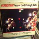 HERBIE MANN Live At The Whiskey A Go Go 1969  Vinyl LP