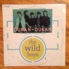 "Duran Duran, 12"" single, ""The Wild Boys"", 3 songs, US vinyl"
