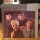 TIL TUESDAY VOICES CARRY LP 1985 EPIC FE 39458