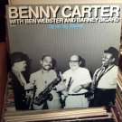Benny Carter, with Ben Webster and Barney Bigard, Prestige MPP-2513