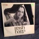 IRISH HARP AINE nicGABHANN RARE IRISH FOLK CARA 1974 EXC LP VINYL