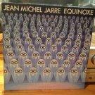 Jean Michel Jarre Equinox vinyl LP 1978 Dreyfus France