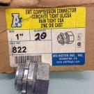 Steel EMT Compression Connector 1 Inch