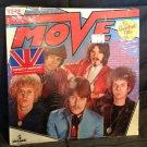 THE MOVE-Greatest Hits- UK Import Psych Album-PICKWICK #SHM 952-ELO