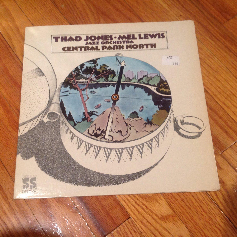 Thad Jones / Mel Lewis Jazz Orchestra* �� Central Park North vinyl jazz album LP.