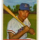 Dave Philley 1954 Bowman #163