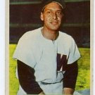 Clyde Vollmer 1954 Bowman #136
