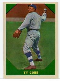 Ty Cobb1960 Fleer #42