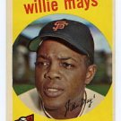Willie Mays 1959 Topps #50