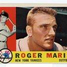 Roger Maris 1960 Topps #377