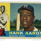 Hank Aaron 1960 Topps #300