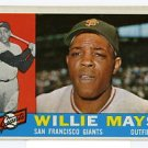 Willie Mays 1960 Topps #200