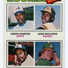 Andre Dawson RC 1977 Topps #473