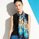 Large silk scarf 2014 spring models Ethnic Art Silk scarf / shawl / scarf sunscreen / women scarf