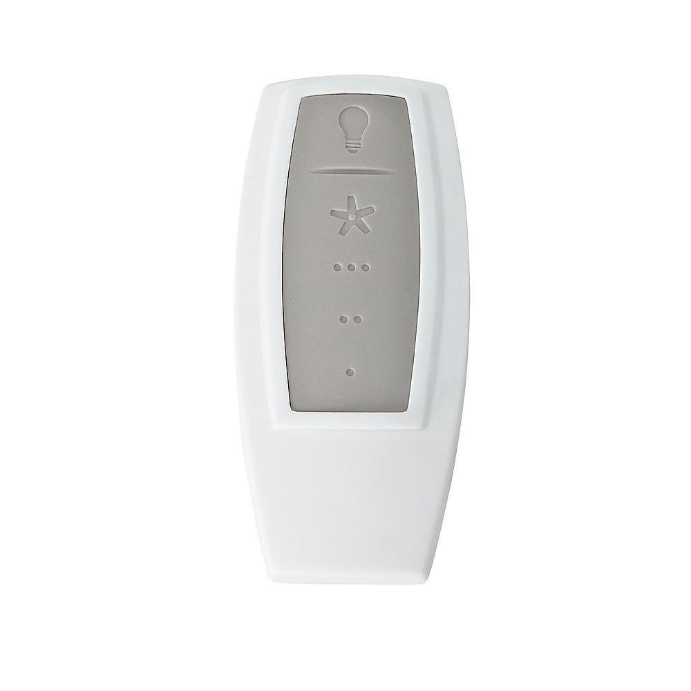 Remote Control Fan : Hunter universal speed ceiling fan remote control