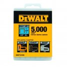 "DEWALT DWHTTA7085 1/2"" Heavy Duty Staple 5,000 pcs"