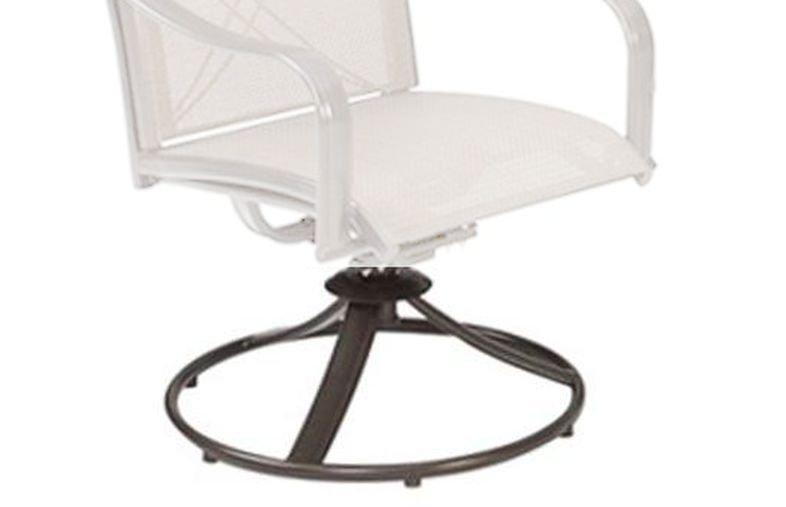 Martha Stewart Grand Bank Patio Dining Swivel Chair Base