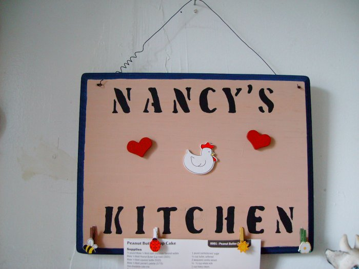 nancy's kitchen