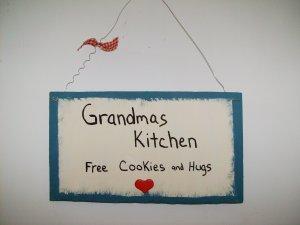 grandmas kitchen