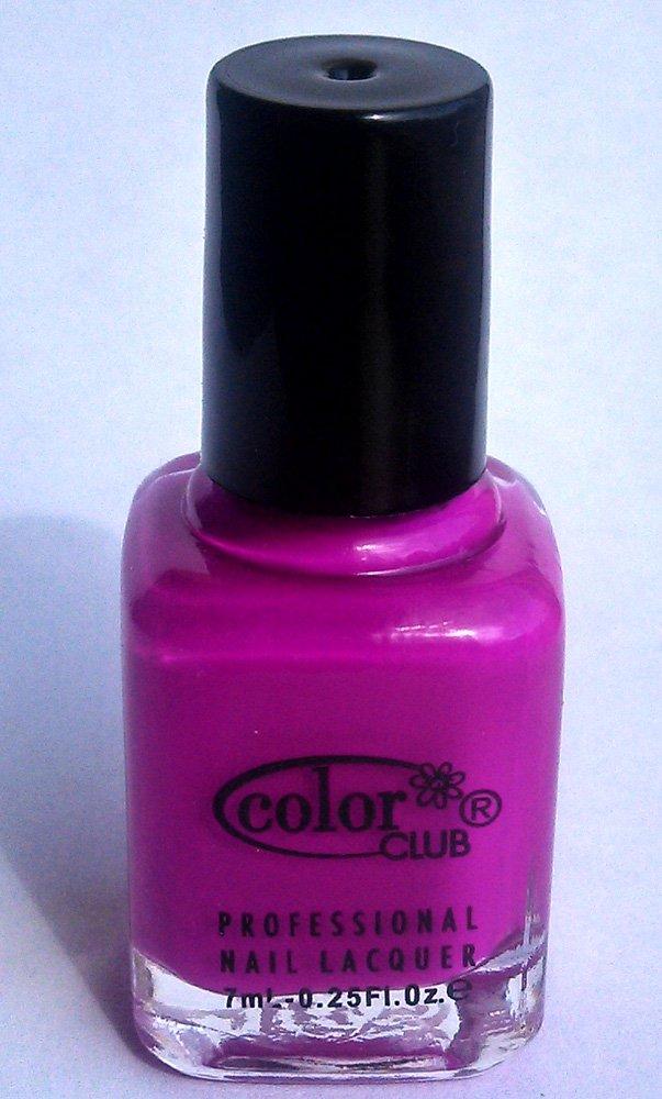 Color Club MRS ROBINSON (Neon) Mini Size ~ Nail Polish/Lacquer ~ Color# N07
