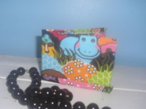 Super Safari Bi-Fold Wallet