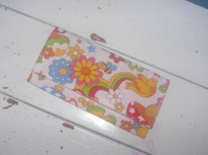 Happy Place Tri-Fold Wallet
