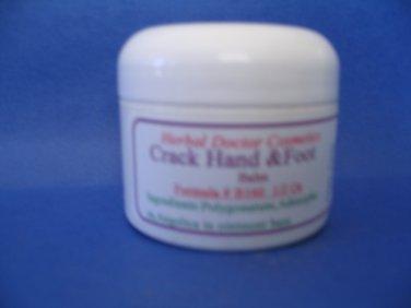Crack Hand &Foot Balm 1/2 oz B-160