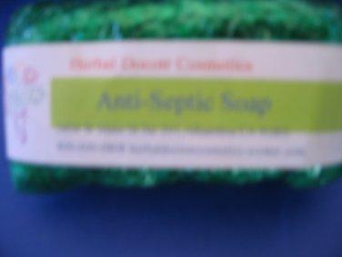 Antiseptic Soap 4 oz S-107