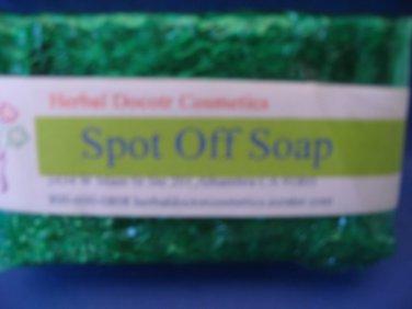Spot Off Soap 4oz S-103
