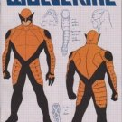 Wolverine #1 (2014) Design Variant All New Marvel Now (ANMN) Wolverine