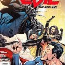 FOREVER EVIL # 2  Near Mint  1:25 Crime Syndicate VARIANT cover Owlman Ultraman