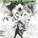 Green Lantern #24 Sketch Variant Robert Venditti  Billy Tan New 52 Lights Out