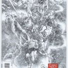 Red Lanterns #21, (1:25) Rags Morales Variant Sketch Cover, DC