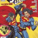 Superman Unchained #5 Kerry Gammill Superman Reborn Variant Cover