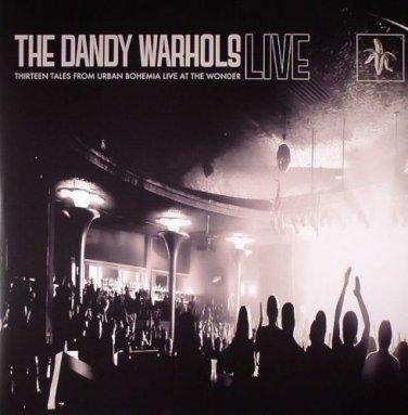 Dandy Warhols Thirteen Tales from Urban Bohemia Live at the Wonder GREY Vinyl