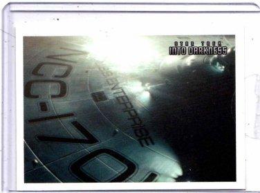 2014 STAR TREK Movies Into Darkness CASE TOPPER Card #CT2