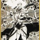 PATHFINDER #1 VARIANT 1 IN 25 BLACK & WHITE COVER DYNAMITE COMICS