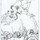 Red Sonja #3, (1:25) Pia Guerra Variant B&W Cover, Dynamite Entertainment