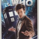 DOCTOR WHO PRISONERS OF TIME #11 MATT SMITH PHOTO VARIANT IDW COMIC