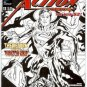 Action Comics #13 DC: The New 52! 1:100 Black and White Sketch Variant Superman
