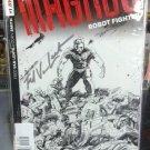 Magnus the Robot Fighter #1 Fred Van Lente Silver Signature 1:200 Variant