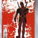 Origin II #1 Deadpool Variant